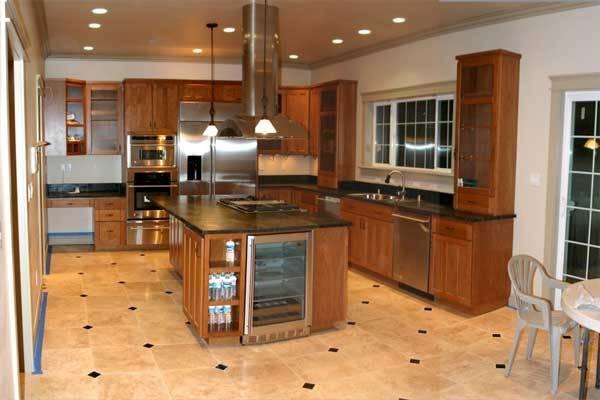 Kitchen Tile Flooring Types